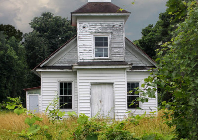 Abandoned Chapel- Gloucester, VA