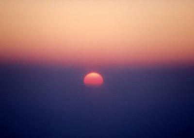 Albemarle Sound Sunset- NC