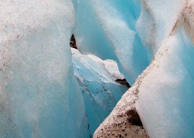 Cubic Ice- Alaska