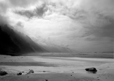 Dawn Mist- Shelter Cove, CA