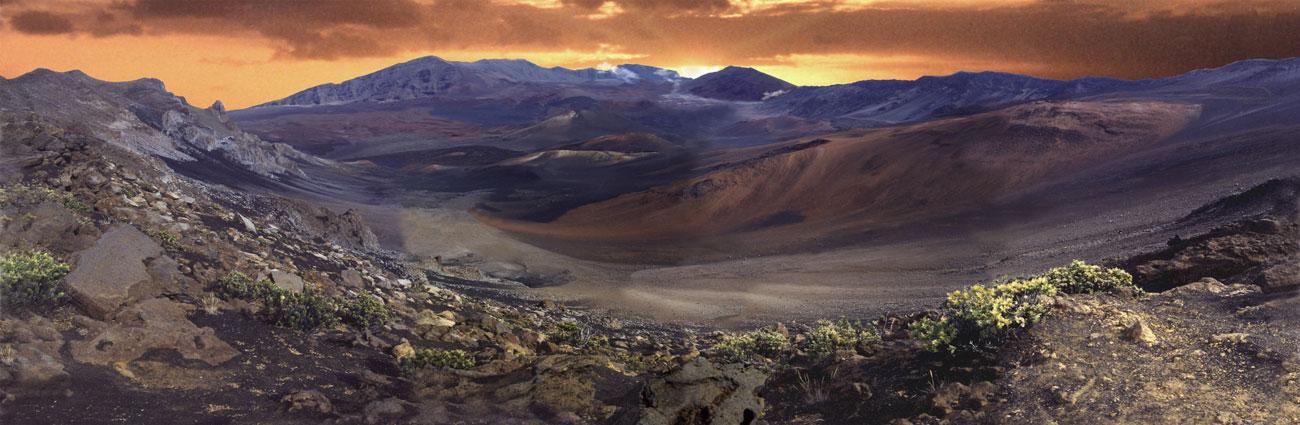Haleakala Sunrise- HI