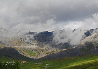 Hatcher Pass, Alpine View- Palmer. AK