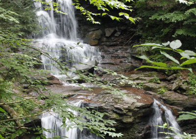 Hidden Falls- Ricketts Glen, PA