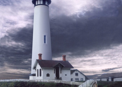Pigeon Point Lighthouse- CA