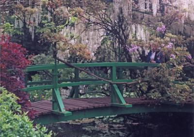 Monet Bridge- Giverny, France