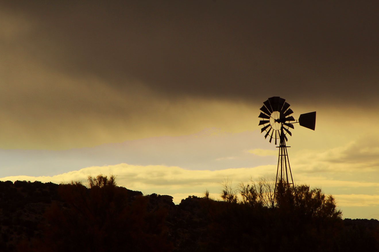Windmill- New Mexico