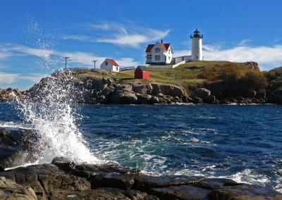 Nubble Light- Maine