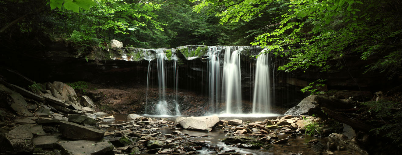 Oneida Falls- Ricketts Glen, PA