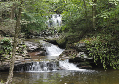 Pool Falls- Ricketts Glen, PA