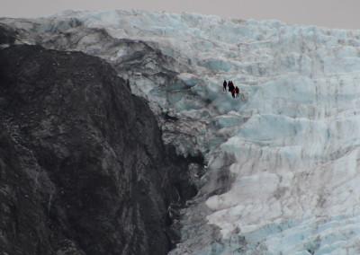 Razor's Edge- Alaska