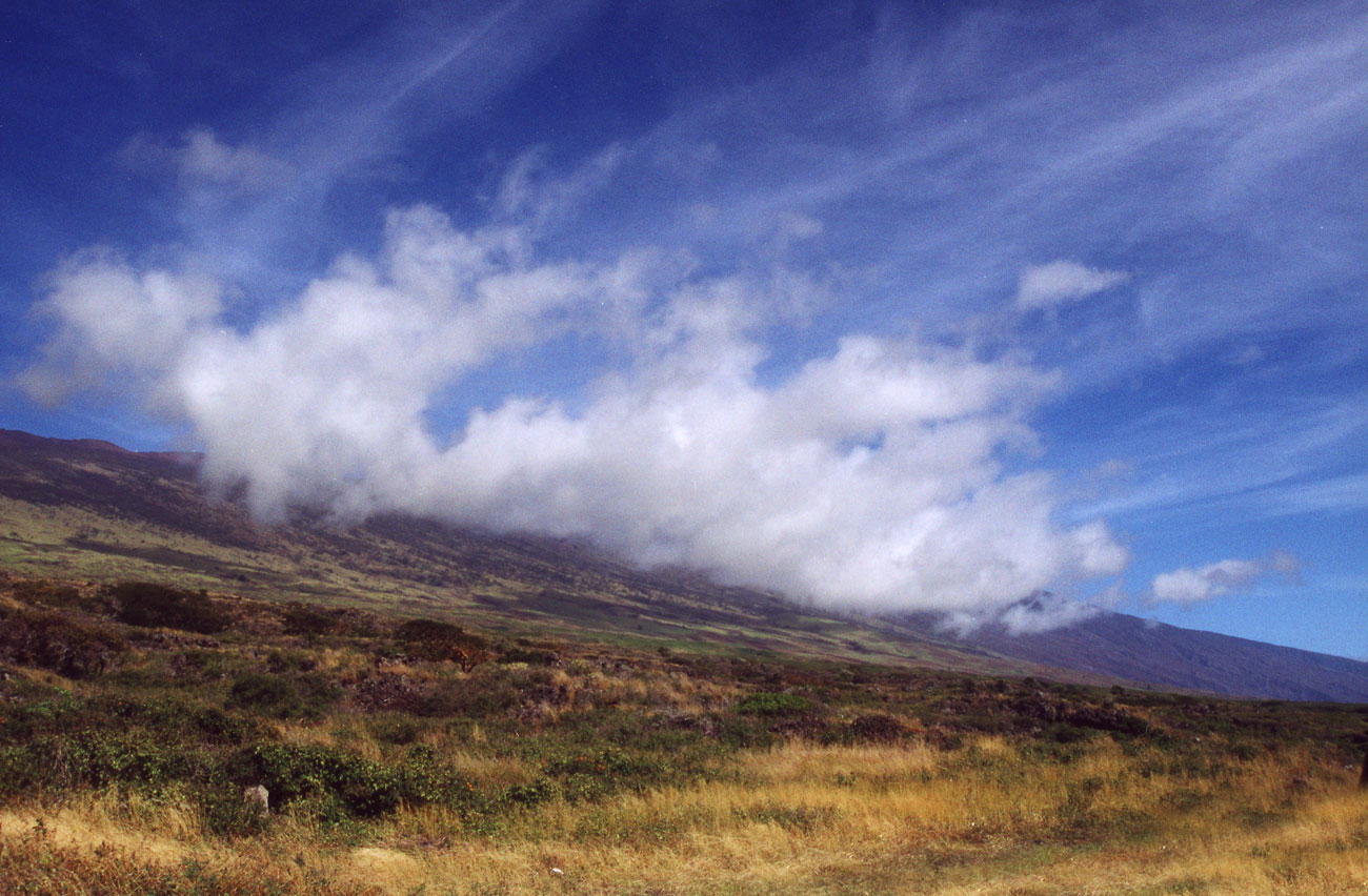 West Maui Clouds- HI