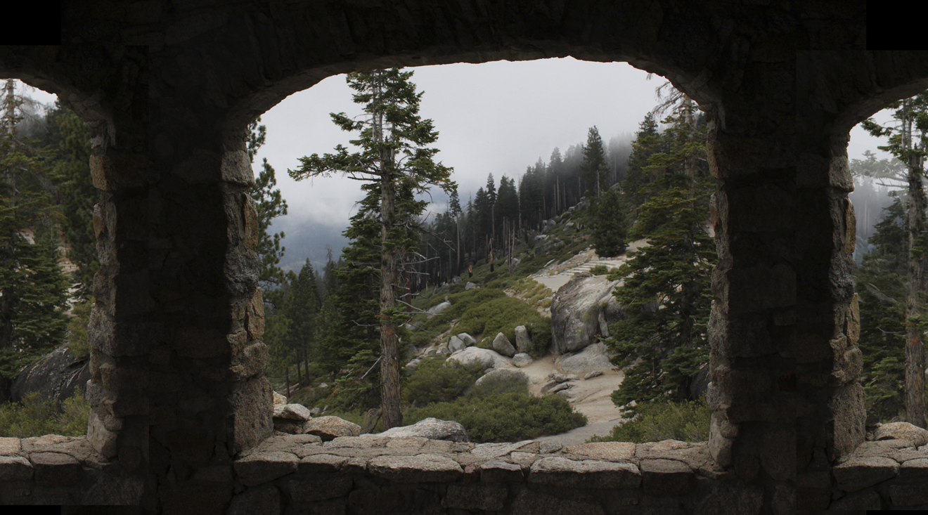 Windows, Glacier Point- Yosemite, CA