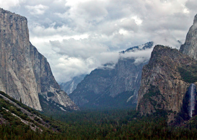 Yosemite Inspiration Point