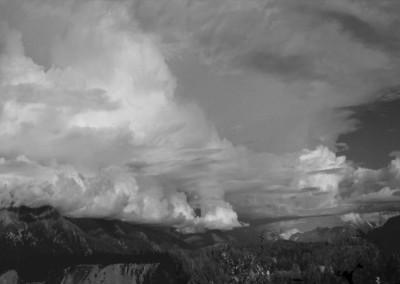 Hammerhead Thunderheads- Palmer, AK