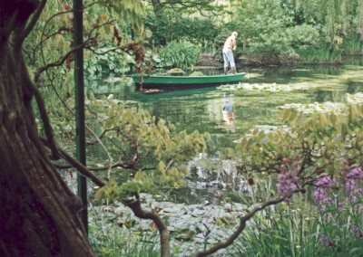 Monet's Gardener- Giverny, France