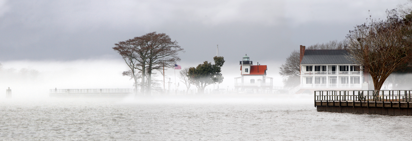 Lighthouse Fog